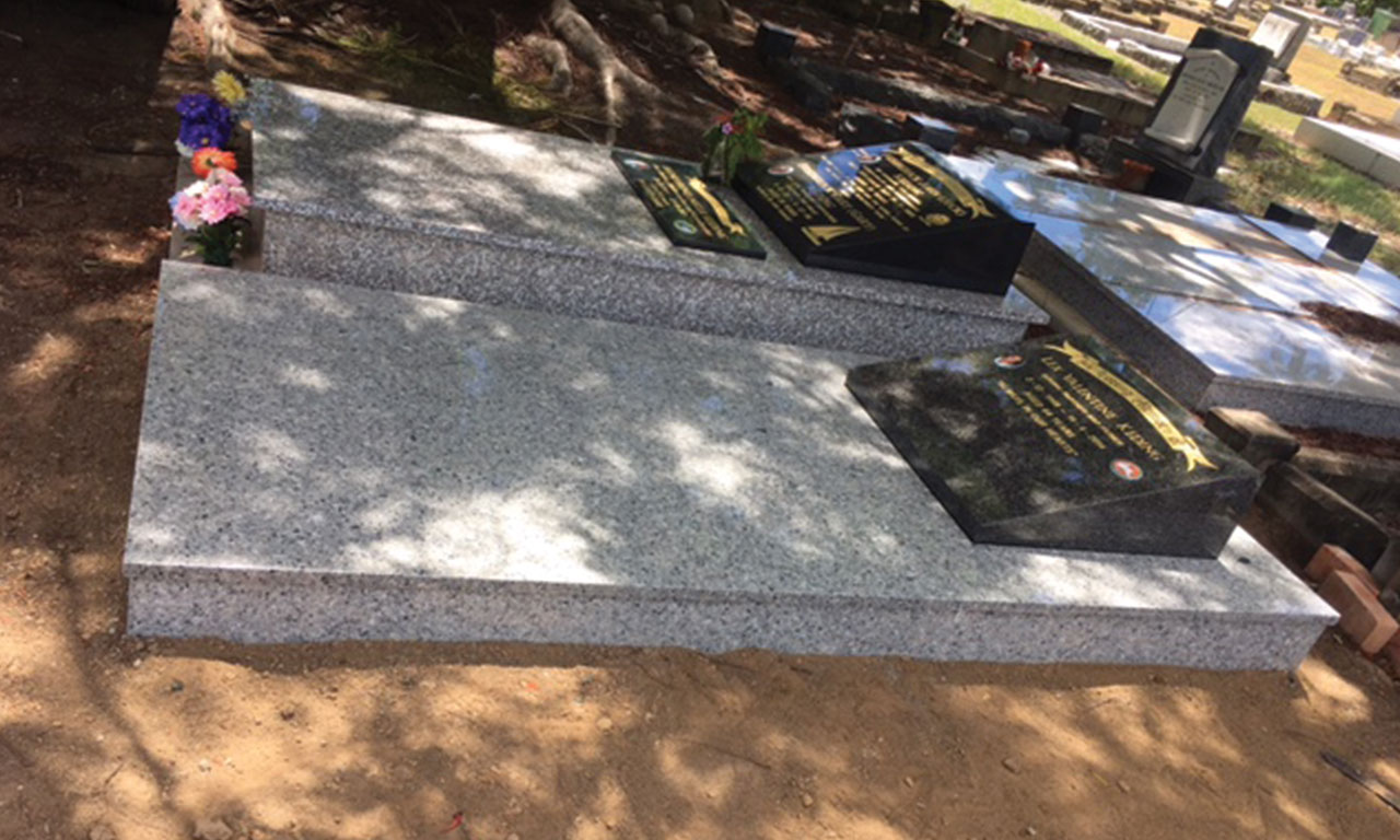 Grave Covers Ten Commandments Granite Amp Marble